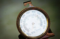 Fixing your oven temperature with an oven thermometer