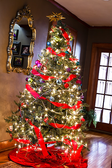 006 A Christmas Tree