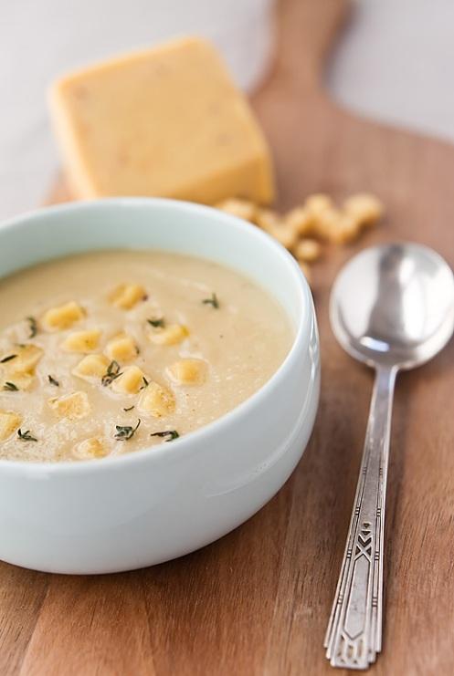 White Velvet Soup