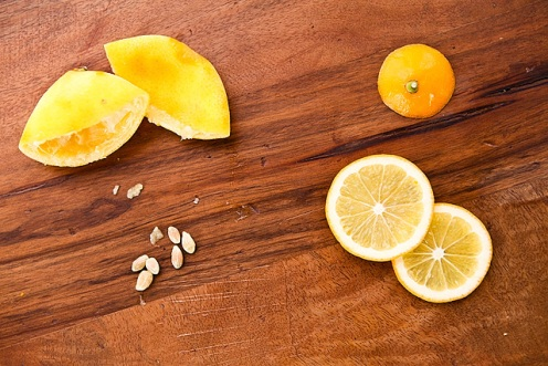 Meyer Lemon Recipe